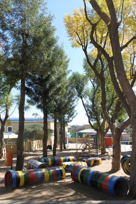 Privaatskool Playground